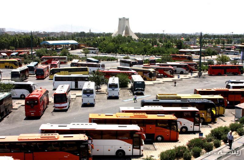 انواع اتوبوس