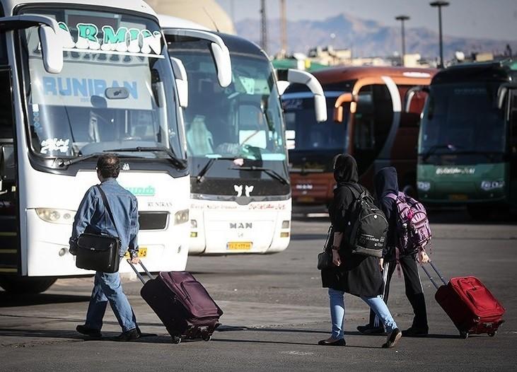 ترمینال اتوبوس