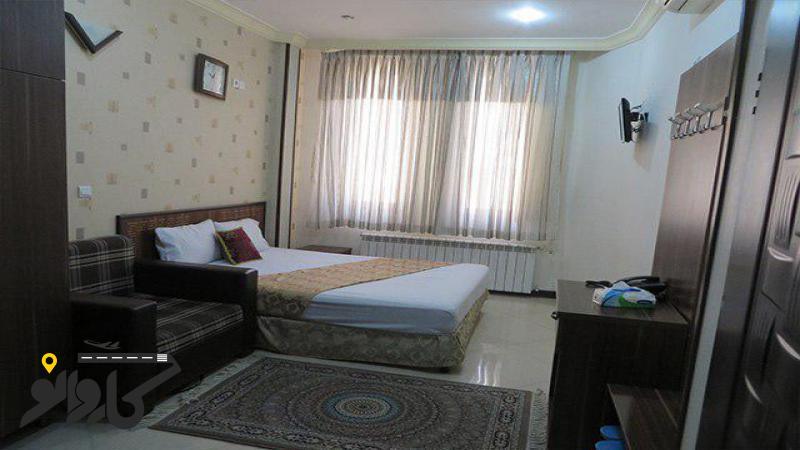 تصویر هتل آپارتمان رواق