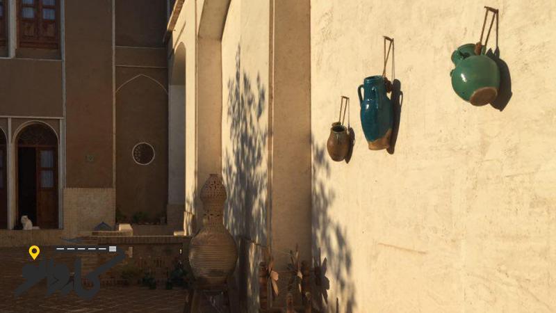 تصویر اقامتگاه سنتی خانه صفا