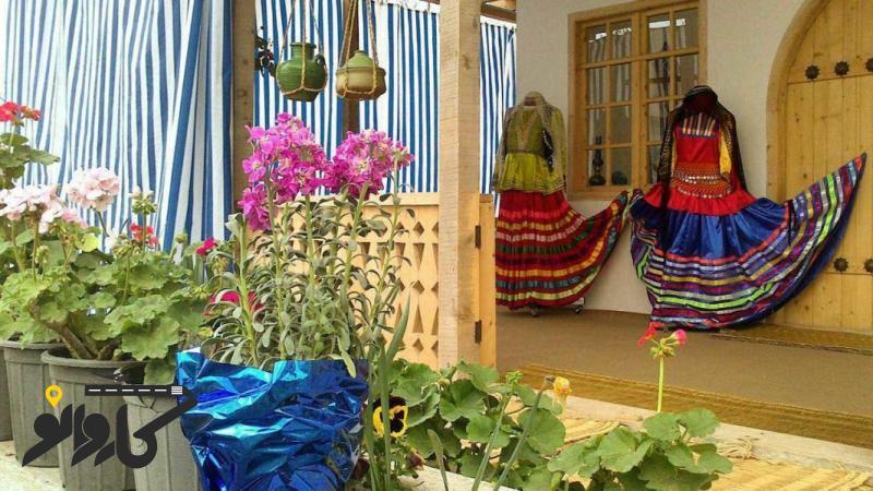 تصویر اقامتگاه سنتی تلارخانه بردبار
