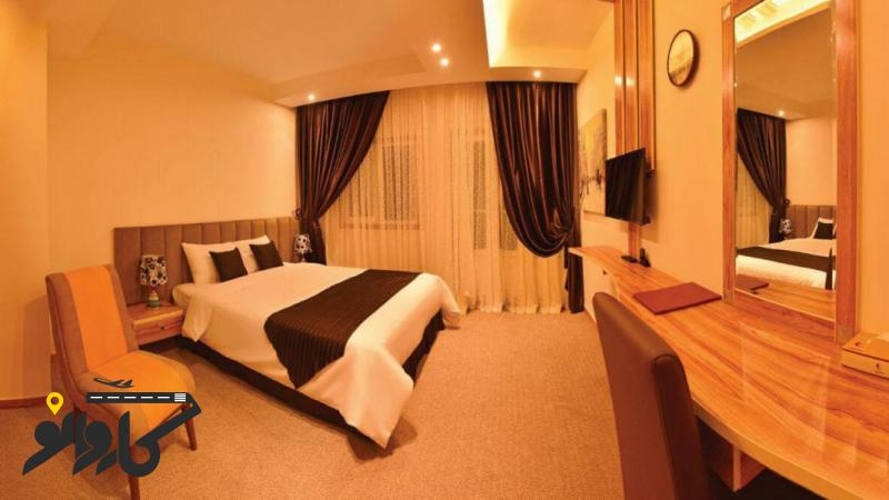 تصویر هتل بین المللی پیام