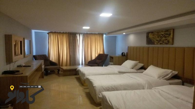 تصویر هتل رام