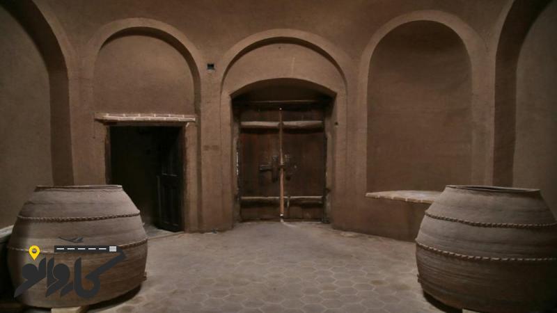 تصویر اقامتگاه سنتی رستاق