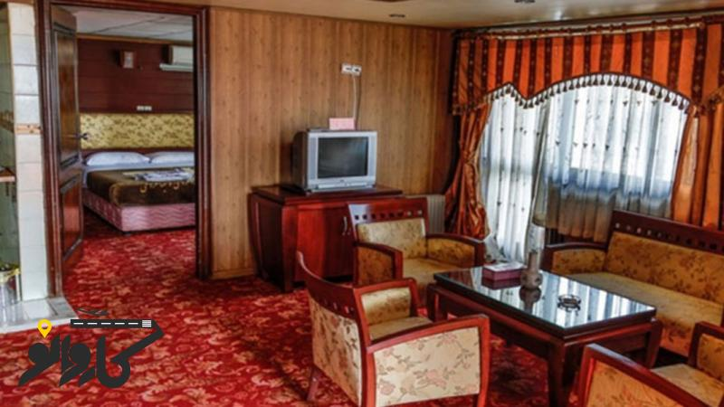 تصویر هتل جهانگردی دلوار