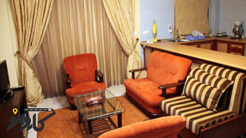 تصویر هتل آهوان