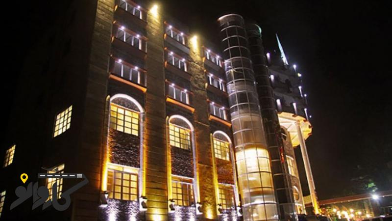 تصویر هتل شهاب