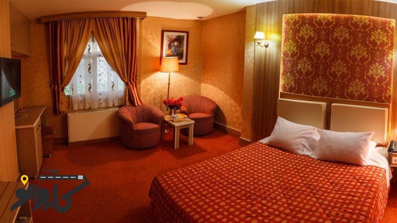 تصویر هتل پارسیان عالی قاپو
