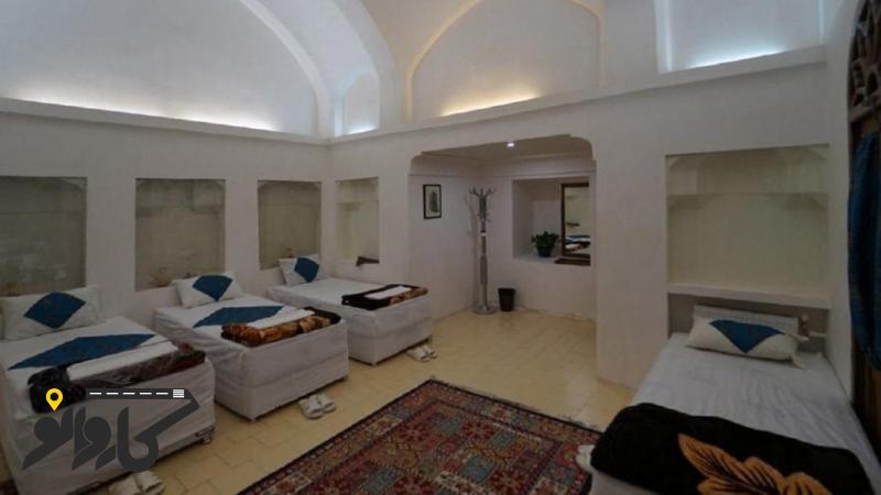 تصویر اقامتگاه سنتی ثنا