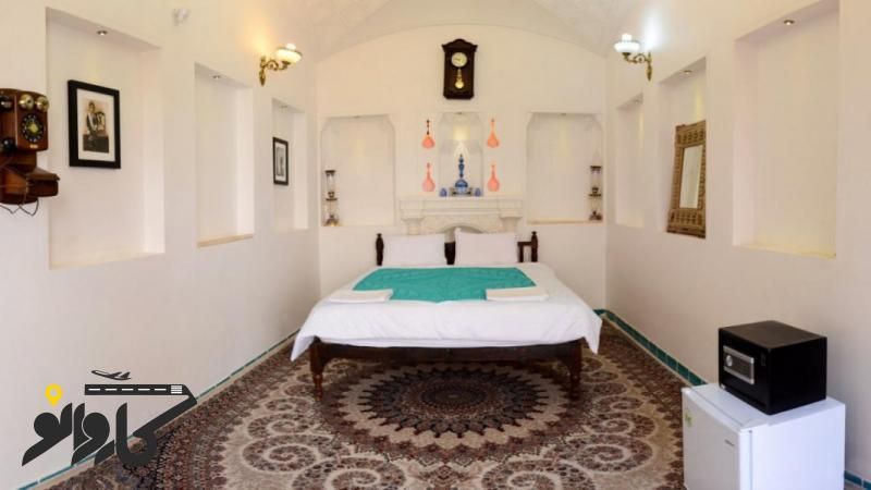 تصویر اقامتگاه سنتی سرای نه چم