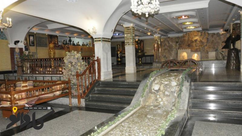 تصویر هتل جمشید