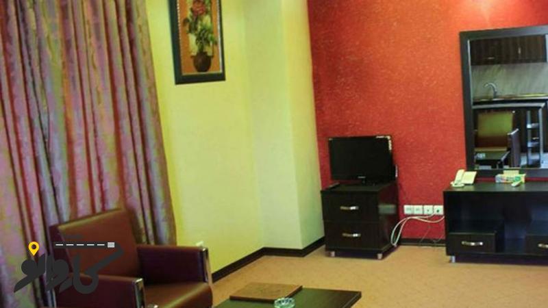 تصویر هتل رنگین کمان