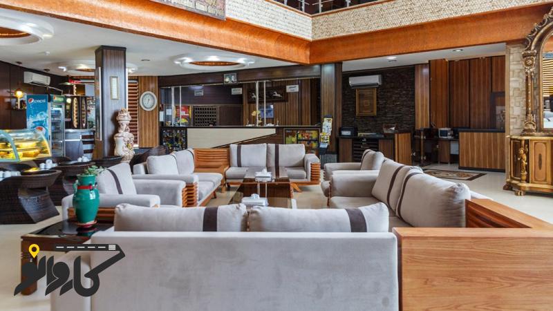 تصویر هتل آرامش