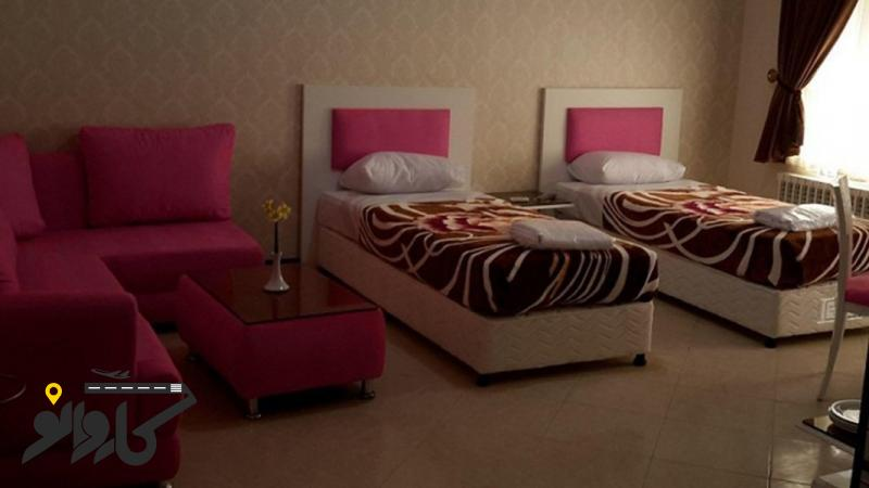 تصویر هتل دهکده آبگرم