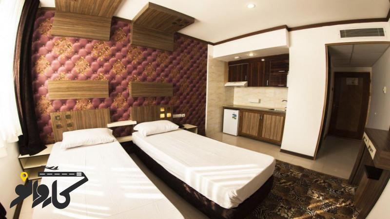 تصویر هتل زمزم