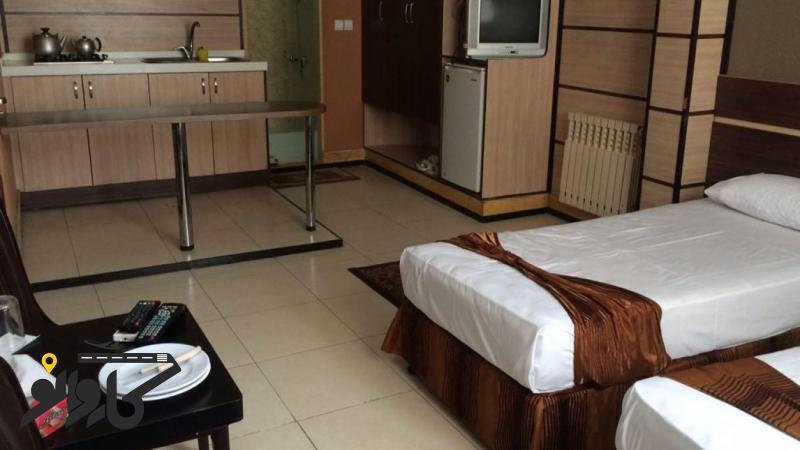تصویر هتل آپارتمان ابریشم