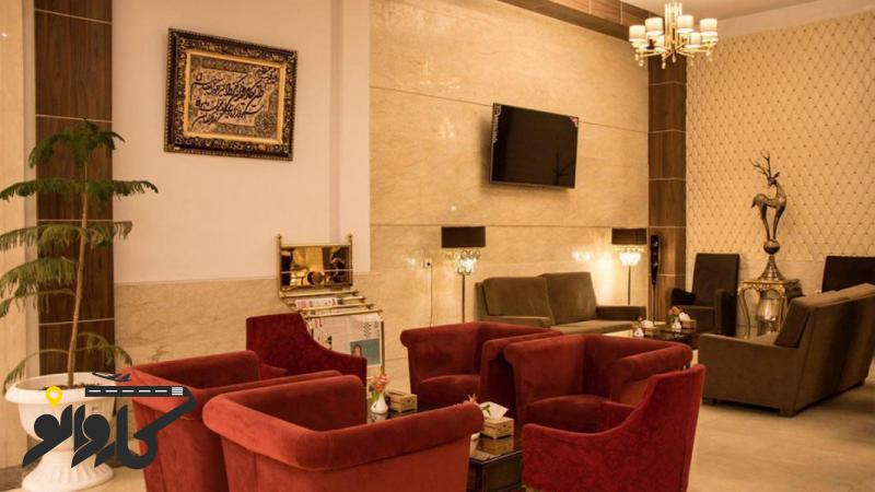 تصویر هتل آفتاب شرق