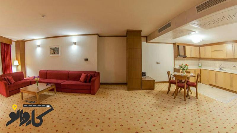 تصویر هتل آپارتمان آرمان