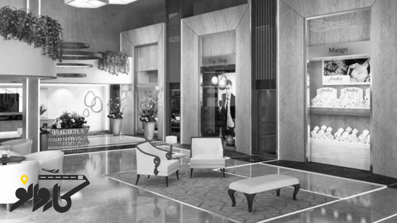 تصویر هتل اترک