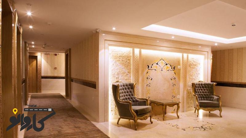 تصویر هتل آپارتمان بشری