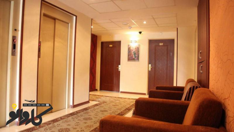تصویر هتل دانشور