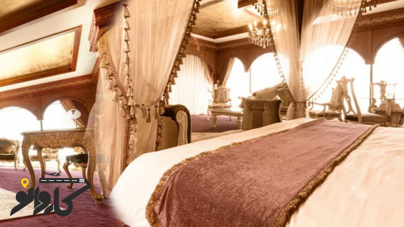 تصویر هتل مجلل درویشی