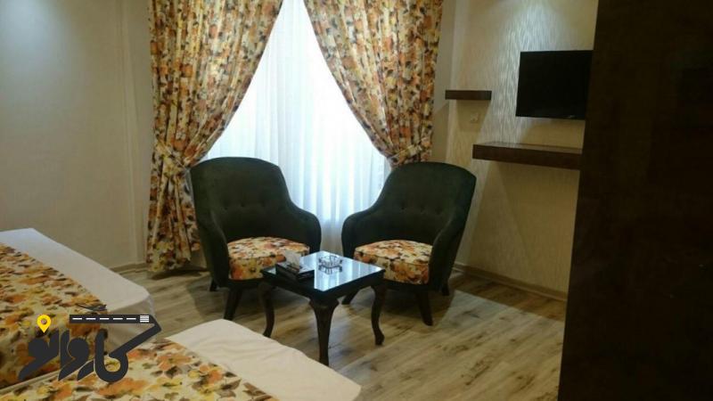 تصویر هتل آپارتمان عمارت