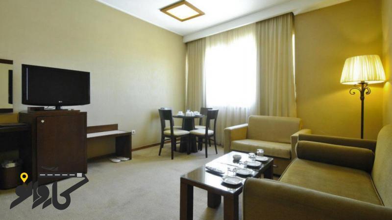 تصویر هتل فردوس