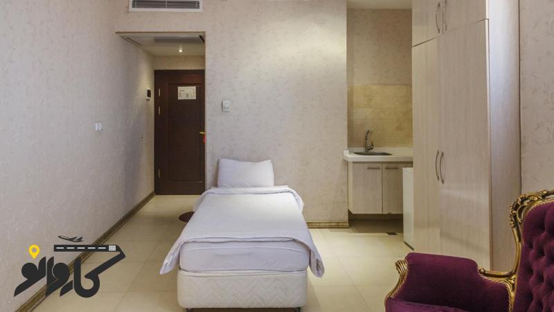 تصویر هتل گل سرخ