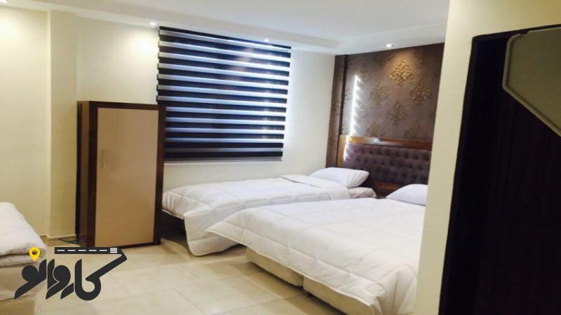 تصویر هتل آپارتمان همتا
