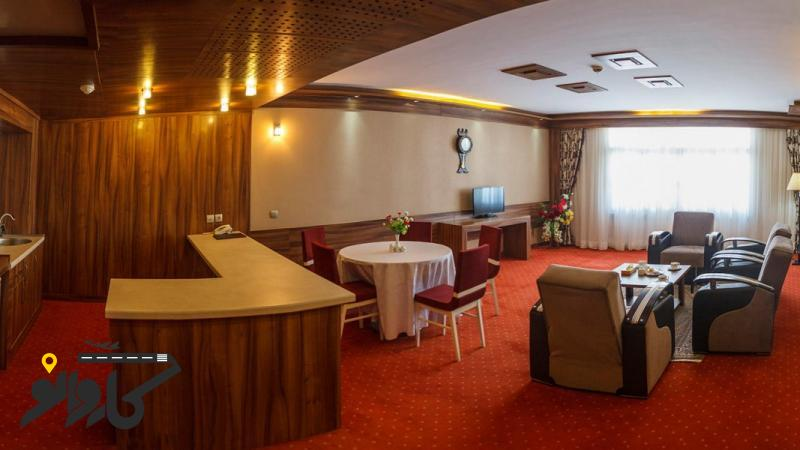 تصویر هتل خورشید تابان