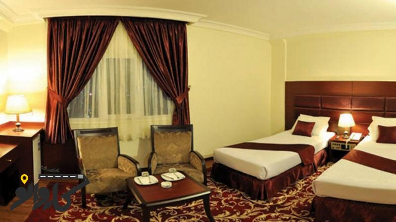 تصویر هتل مشهد