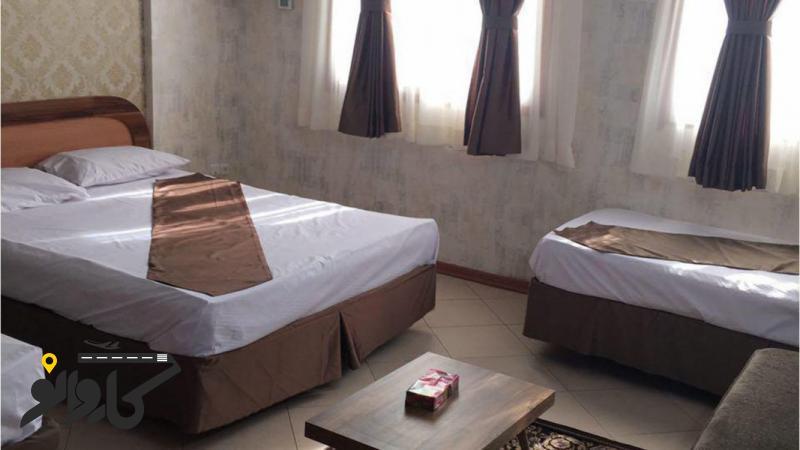 تصویر هتل آپارتمان مشکات