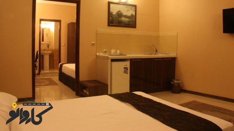 تصویر هتل منجی