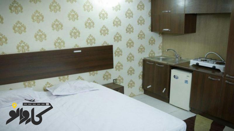 تصویر هتل آپارتمان نور