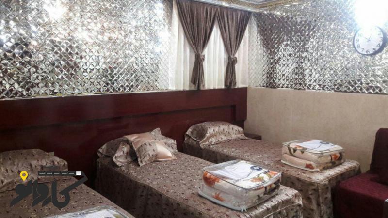 تصویر هتل آپارتمان قصر آینه
