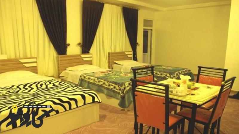 تصویر هتل آران