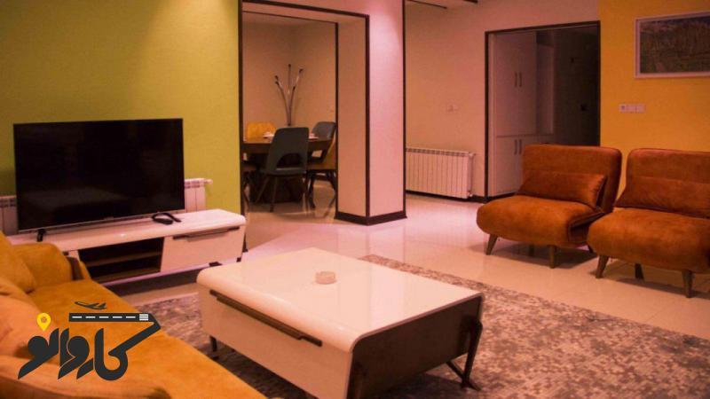تصویر هتل آپارتمان متین ترنج