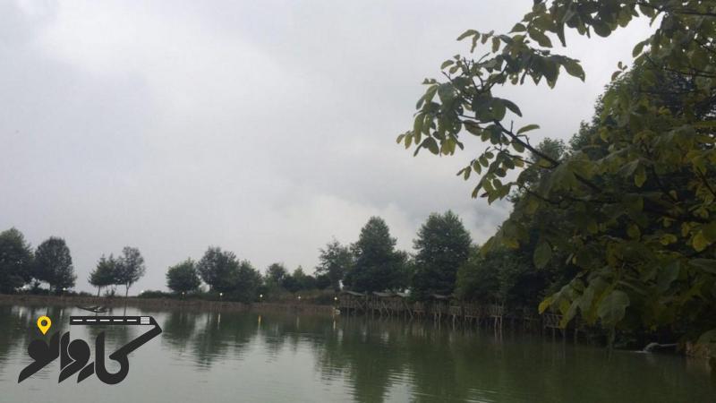 تصویر متل دریاچه قو