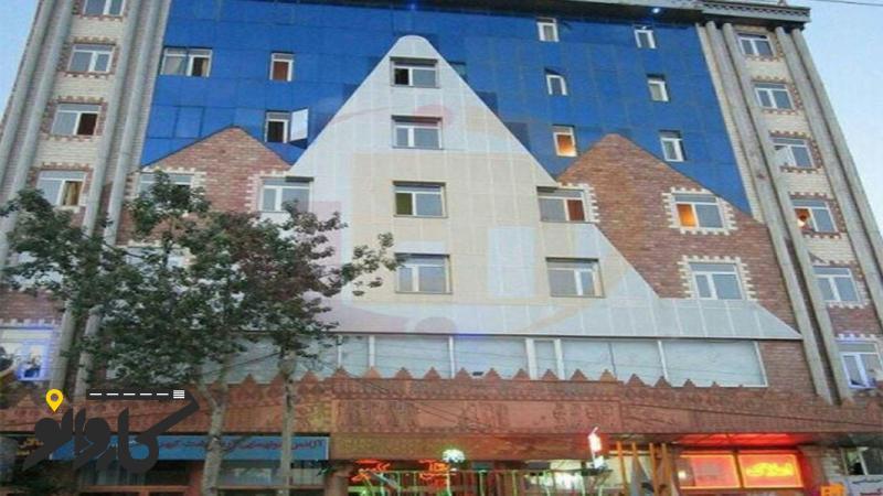تصویر هتل آپارتمان کبیر