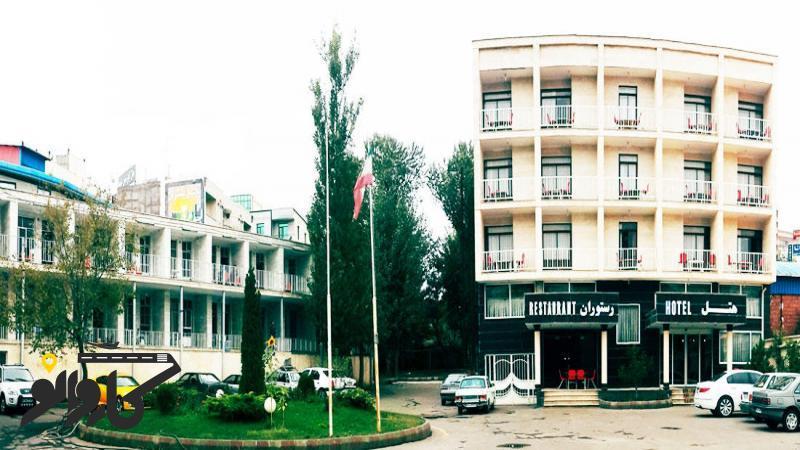 تصویر هتل ساسان