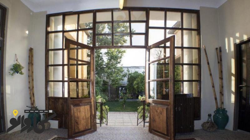 تصویر اقامتگاه سنتی خانه باغ ایرانی