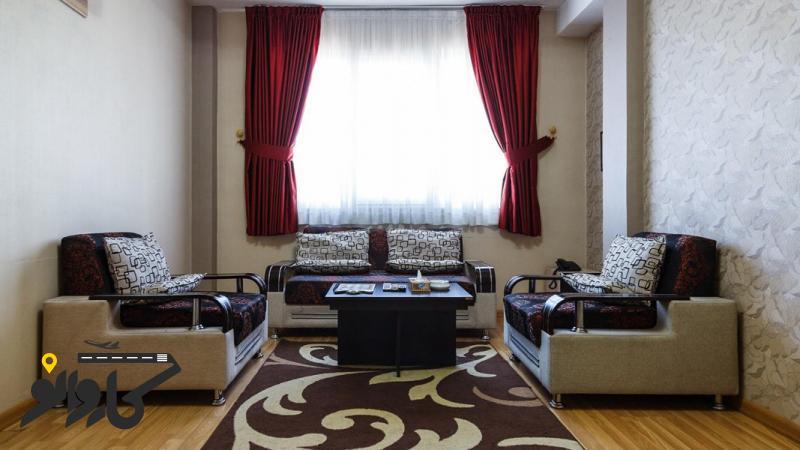 تصویر هتل آپارتمان آرین