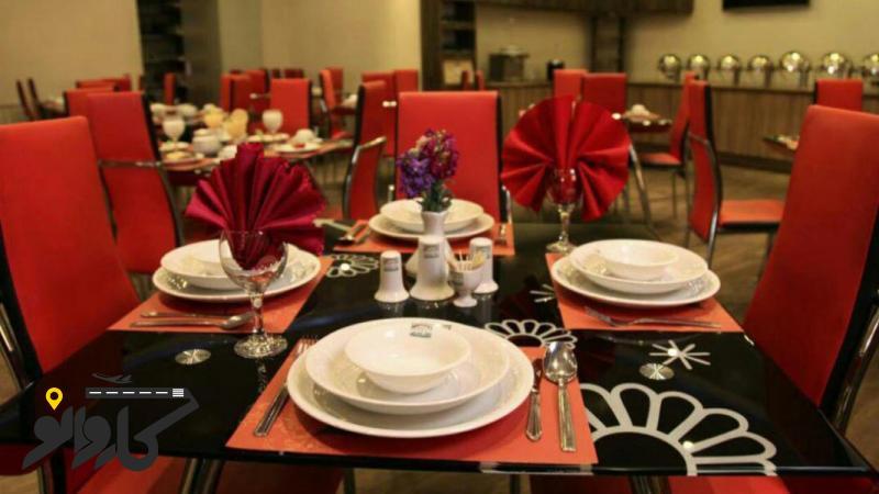 تصویر هتل آپارتمان هدیش