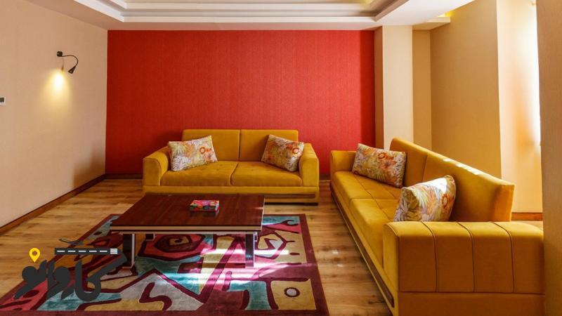 تصویر هتل آپارتمان جهان نما