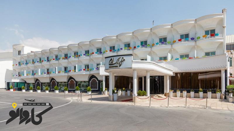 تصویر هتل بزرگ ارم