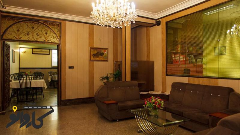 تصویر هتل پرستو