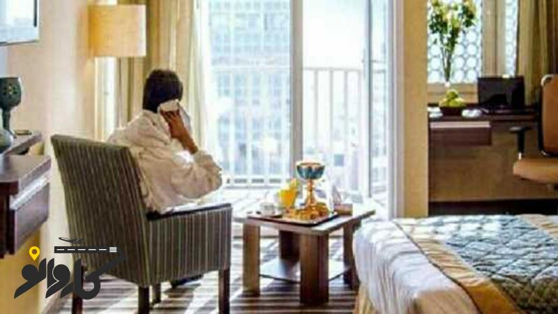 تصویر هتل پارسیان انقلاب