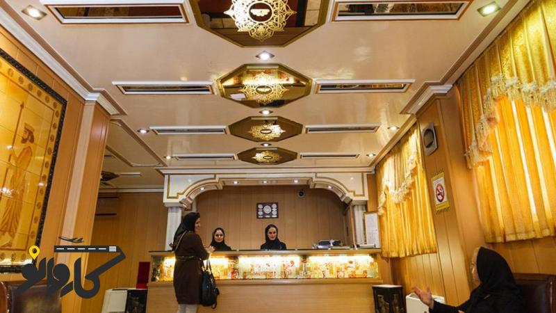 تصویر هتل شیراز