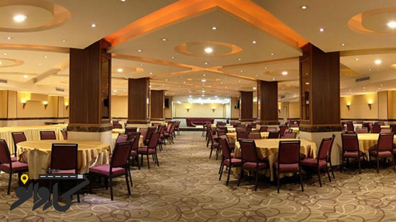 تصویر هتل بزرگ تهران 1